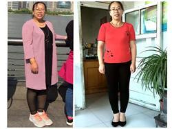 两个多月减肥32斤,血压血脂正常了,终于可以穿上自己喜欢的衣服了