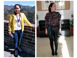 减肥28斤后,我变成了大家眼中的女神