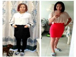 两个月瘦了17斤,马甲线都出来了,塑型特别好,营养健康的减肥才是真的减肥