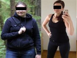 两个月减肥22斤,聚餐聚会出差都会安排好餐单,同事说没看见你减肥你怎么瘦了