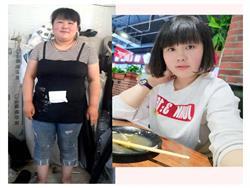 体重200斤的她减掉了80斤,验证减肥是最好的整容!