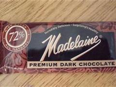 玛德莲Madelaine超黑72%