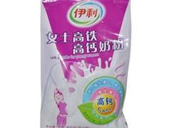 低脂奶粉(高钙高铁,伊利牌)