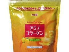 明治氨基胶原蛋白(蜂蜜柠檬味)