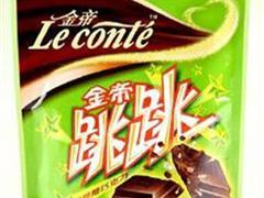 金帝跳跳糖巧克力