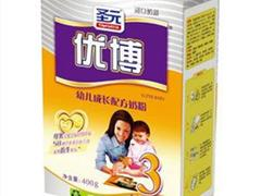 婴儿配方奶粉(高钙圣元牌)