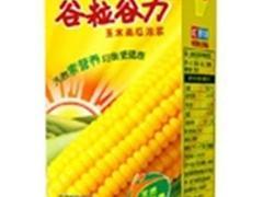 谷粒谷力玉米南瓜浓浆