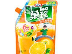 卡夫果珍甜橙味