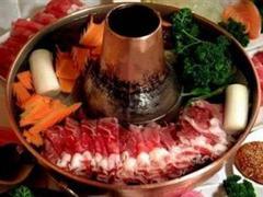 涮羊肉(内蒙古包头)