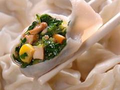 饺子(素馅)