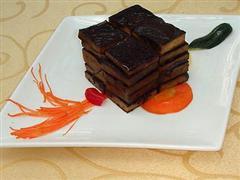 豆腐干(酱油干)