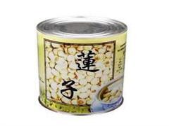 莲子(糖水罐头)