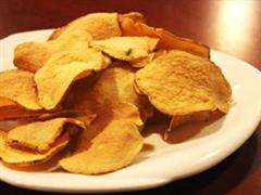 马铃薯片(油炸)
