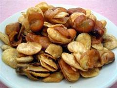 酥香兰花豆