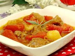 胡萝卜冬瓜烩土豆