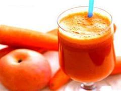 胡萝卜苹果奶