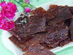 天津五香猪肉干