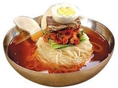 韩国冷汤面