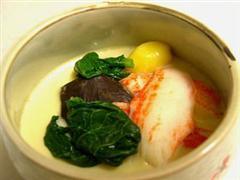茶碗蒸海鲜