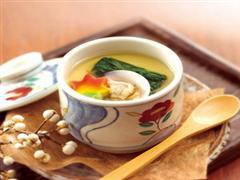 茶碗蒸蛋羹