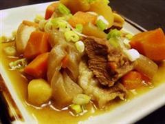 日式土豆炖肉