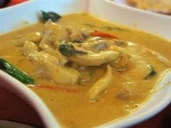 泰式南瓜咖喱鸡