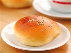 无油甜面包