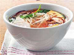 亚式菠菜鱼汤