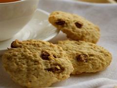 低卡燕麦饼干