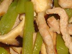 香菇莴笋柱