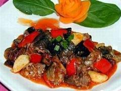 红烧乌龟肉