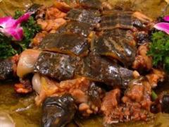 泡椒蒸甲鱼