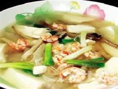 龙井鲍鱼汤