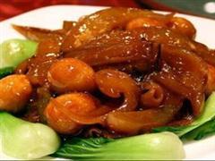 虾蛋烧海参