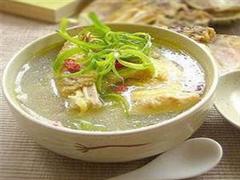 三鲜乌鱼汤