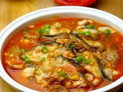西红柿珍菇炖乌鱼