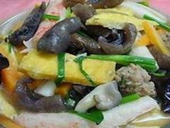 海参一锅鲜