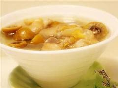 青橄榄煲猪手汤
