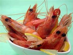 泰式酸辣虾