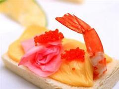奶酪鲜虾派