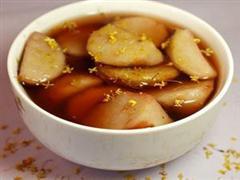 桂花芋头汤