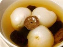 山楂荔枝汤