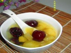 红枣苹果粥