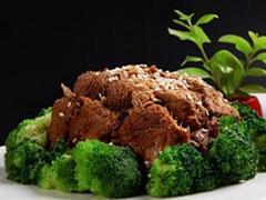 猴头菇烧花菜