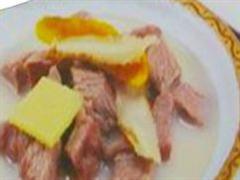 姜归羊肉汤