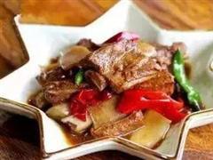 仔姜排骨砂锅煲