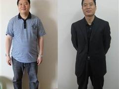 云健康饮食减肥,三个月减肥44斤,我感觉非常神奇非常快乐