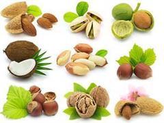 常见坚果热量及减肥功效