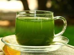 天然苦味青汁 让你排毒减重两不误