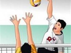 排球比赛(在体育馆中)